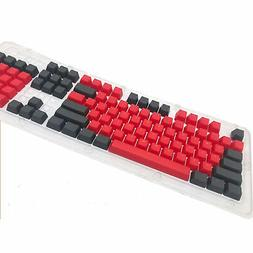 104PCS Keycaps ABS Backlit Gaming Replacement Mechanical Key