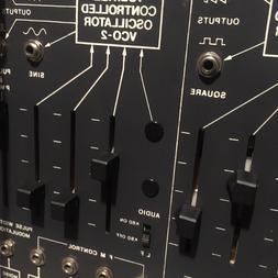 ARP 2600 Keyboard Synthesizer Modular Synth Face Hole Plugs