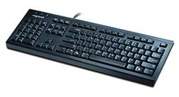 Kensington 64370A Keyboard for Life, Standard, USB Connected