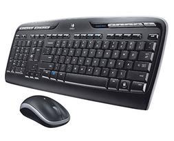 Logitech MK320 Wireless Keyboard and Mouse Combo