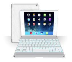 ZAGG Folio Case with Backlit Bluetooth Keyboard  for iPad Ai