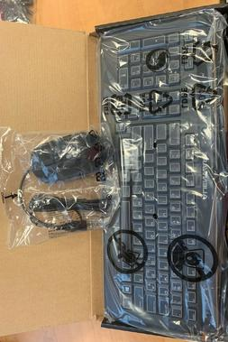 Dell Alienware SK-8165 Keyboard & KKMH5 Mouse