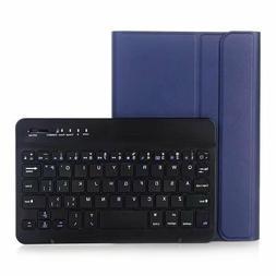 For Apple iPad Mini 1 2 3 4 Gen Case Stand Cover + Wireless