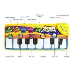 Baby Piano Mats Music Keyboard Carpets Newborn Kid Children