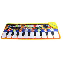 Baby Piano Musical Mats Electronic Music Dance Mat Piano Key