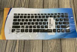 Casebuy Black Keyboard Silica Gel Membrane Protection