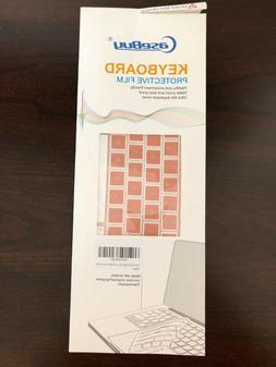 "CaseBuy Rose Gold Keyboard Protective Film for MacBook 12"" &"