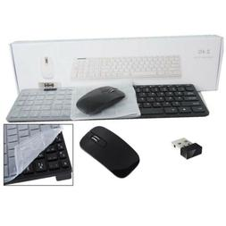 Cordless Keyboard & Mouse Combo Set for Acer Dell Lenovo HP