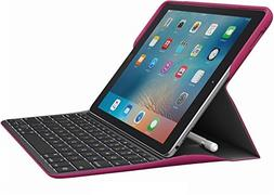"Logitech CREATE Keyboard Case for Apple iPad Pro 9.7"" Plum B"