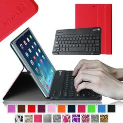 Fintie Detachable Bluetooth Keyboard Folio Stand Case Cover