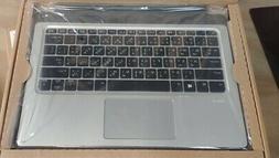 HP ELite x2 1012 G1 Travel Keyboard English Arabian T4Z25AA#