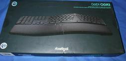 Logitech ERGO K860 Ergonomic Wireless Memory Foam Wrist-Rest