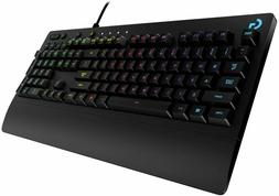 Logitech G213 Prodigy Gaming Keyboard LIGHTSYNC RGB Backlit