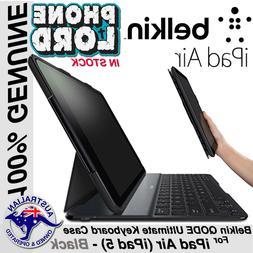 Genuine Belkin QODE iPad/iPad air 5th Gen Keyboard case