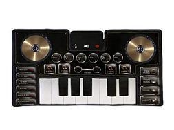 FAO Schwarz Giant Electronic DJ Mixer Mat with Piano Keyboar
