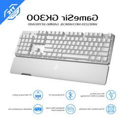 Gamesir GK300 Mechanical Gaming Keyboard Wireless + Bluetoot
