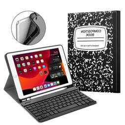 "For iPad 8th 2020/ 7th 2019 10.2"" Bluetooth Keyboard Case St"
