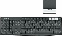 NEW Logitech 920-008165 K375s Multi-Device Wireless Keyboard