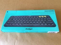 Logitech K380 Multi-Device Bluetooth Keyboard - Grey