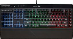 CORSAIR - K55 Wired Gaming Membrane Keyboard with RGB Backli