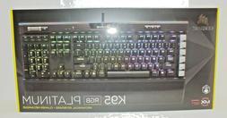 CORSAIR K95 RGB PLATINUM Mechanical Gaming Keyboard Cherry M