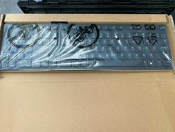 Dell KB216-BK-US Wired Keyboard - Black NEW in Box. Fast Fre