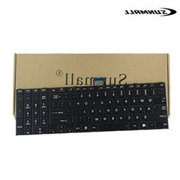 SUNMALL Keyboard Replacement Compatible with Toshiba Satelli