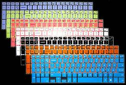 Keyboard Skin Cover for Dell Alienware m15 R1 2018, m17 R1 2