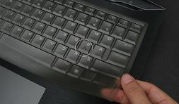 Keyboard Skin Cover Protector for Dell Alienware 13 14 15 17