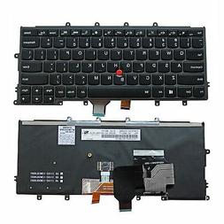 GinTai Keyboard with Backlit Replacement for Lenovo IBM Thin