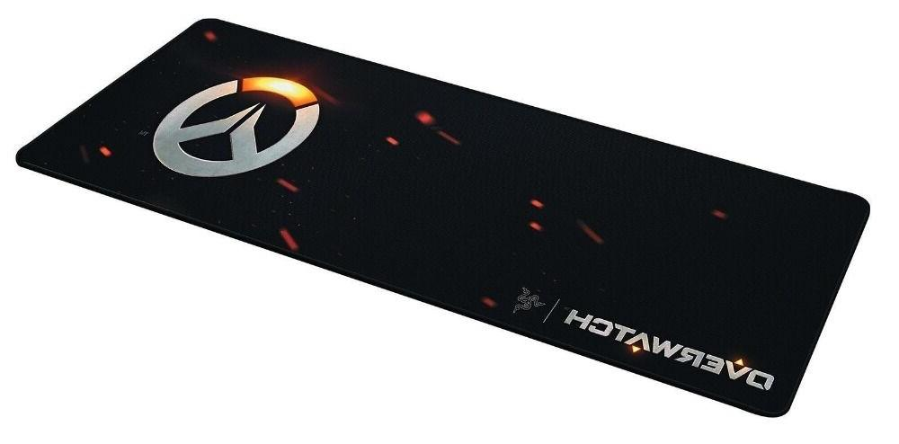 Overwatch Gaming mousepad mouse and  keyboard   matt pro gam