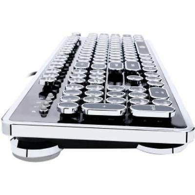 Adesso AKB-636UB Mechanical Keyboard Elegant Design