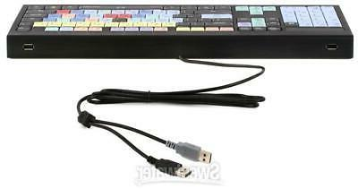 LogicKeyboard PC Keyboard - Nuendo