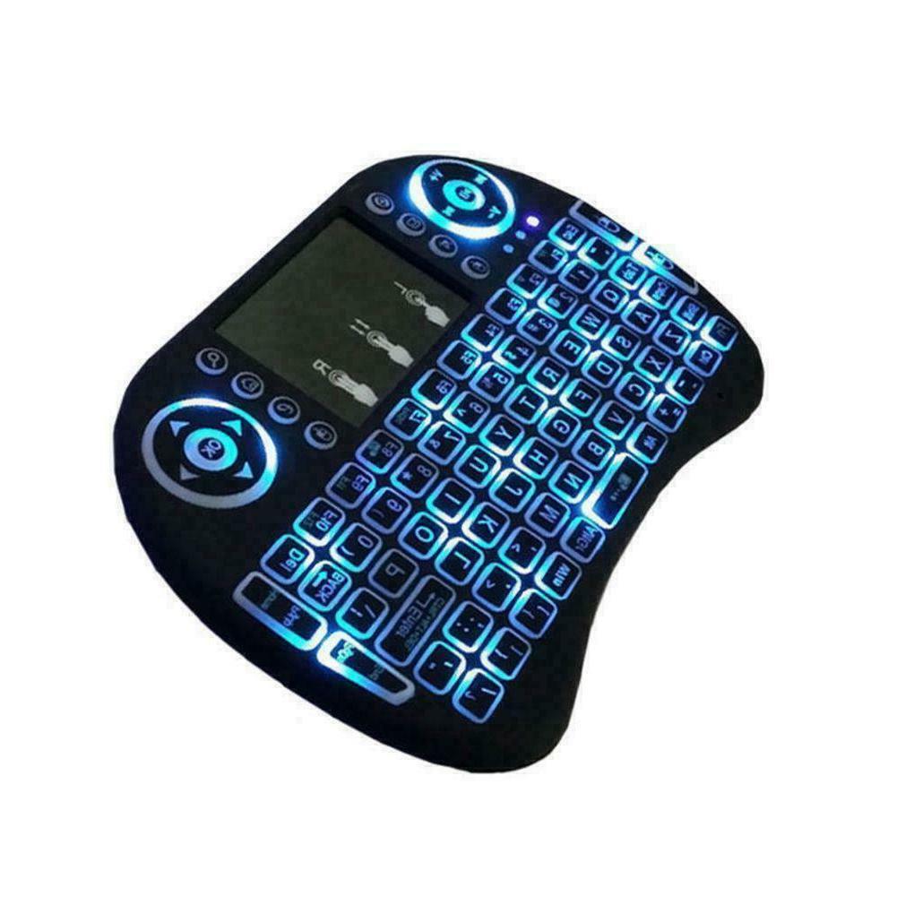 Backlight Mini 2.4GHz Keyboard Control