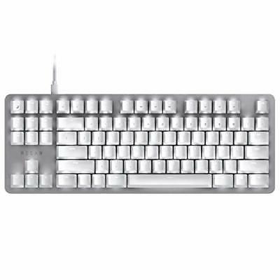 BlackWidow Lite TKL Tenkeyless Mechanical Keyboard  Orange K