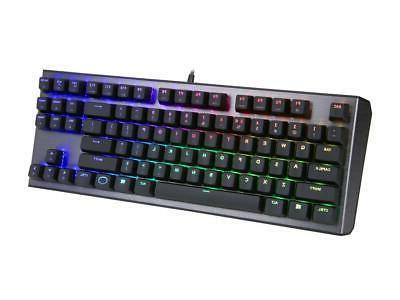 Cooler CK530 Gaming Keyboard Brown Switches,