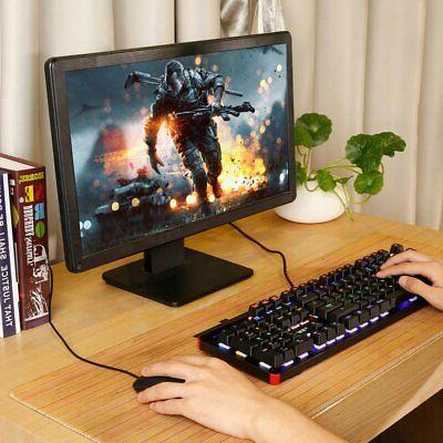 Computer Desktop Wired RGB Led