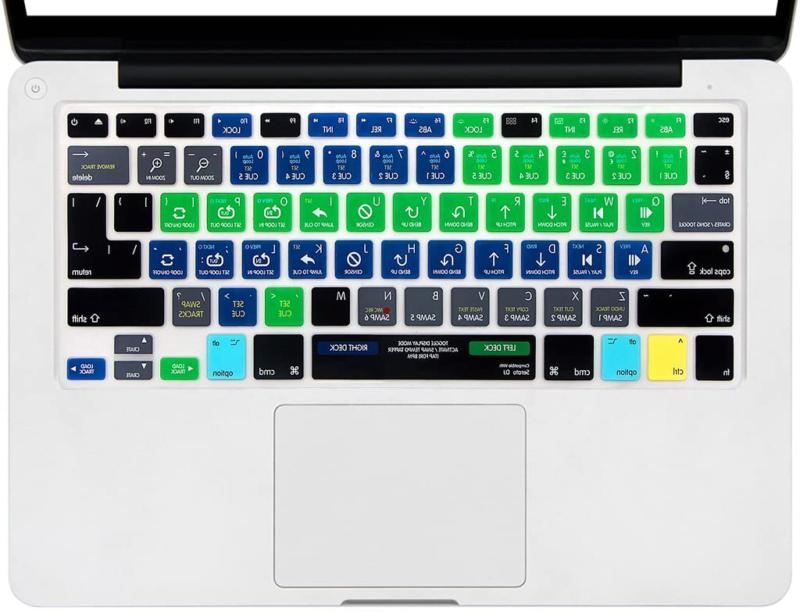 HRH Functional Shortcuts Hotkey Silicone Keyboard Cover