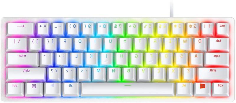 Razer 60% Gaming Fastest Keyboard Switches -