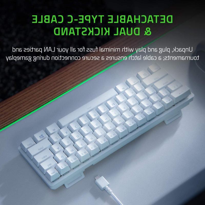 Razer Gaming Keyboard Switches Ever Clic...