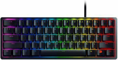 huntsman mini gaming keyboard 60 percent keyboard