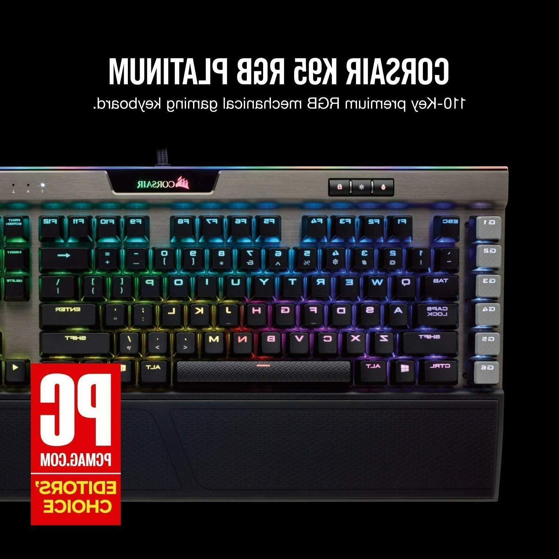 Corsair RGB Gaming 6x Programmable Macro LED