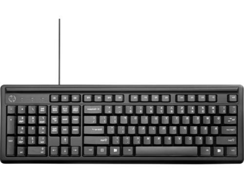 HP Keyboard 100   Black  
