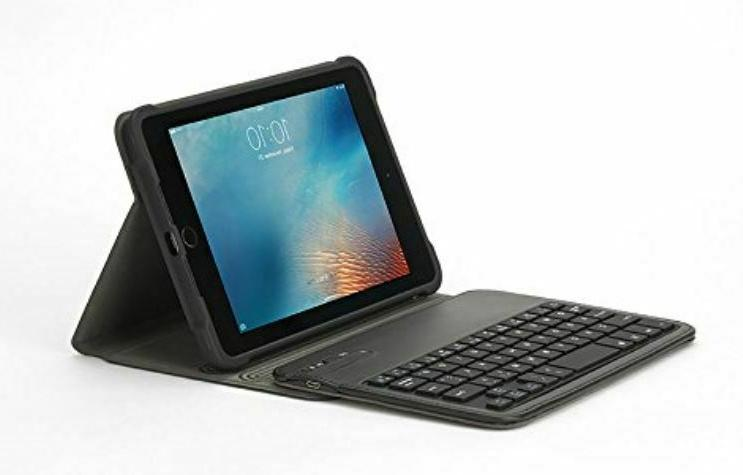 Griffin Keyboard/Cover Case for iPad mini 4 - Black