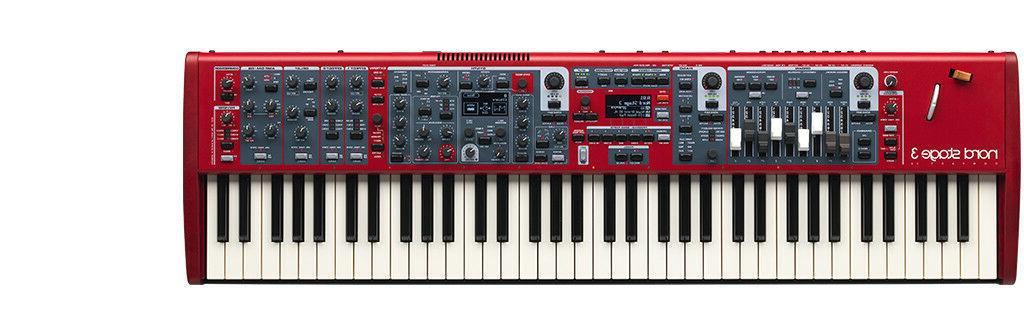 new key keyboard synth organ w gig