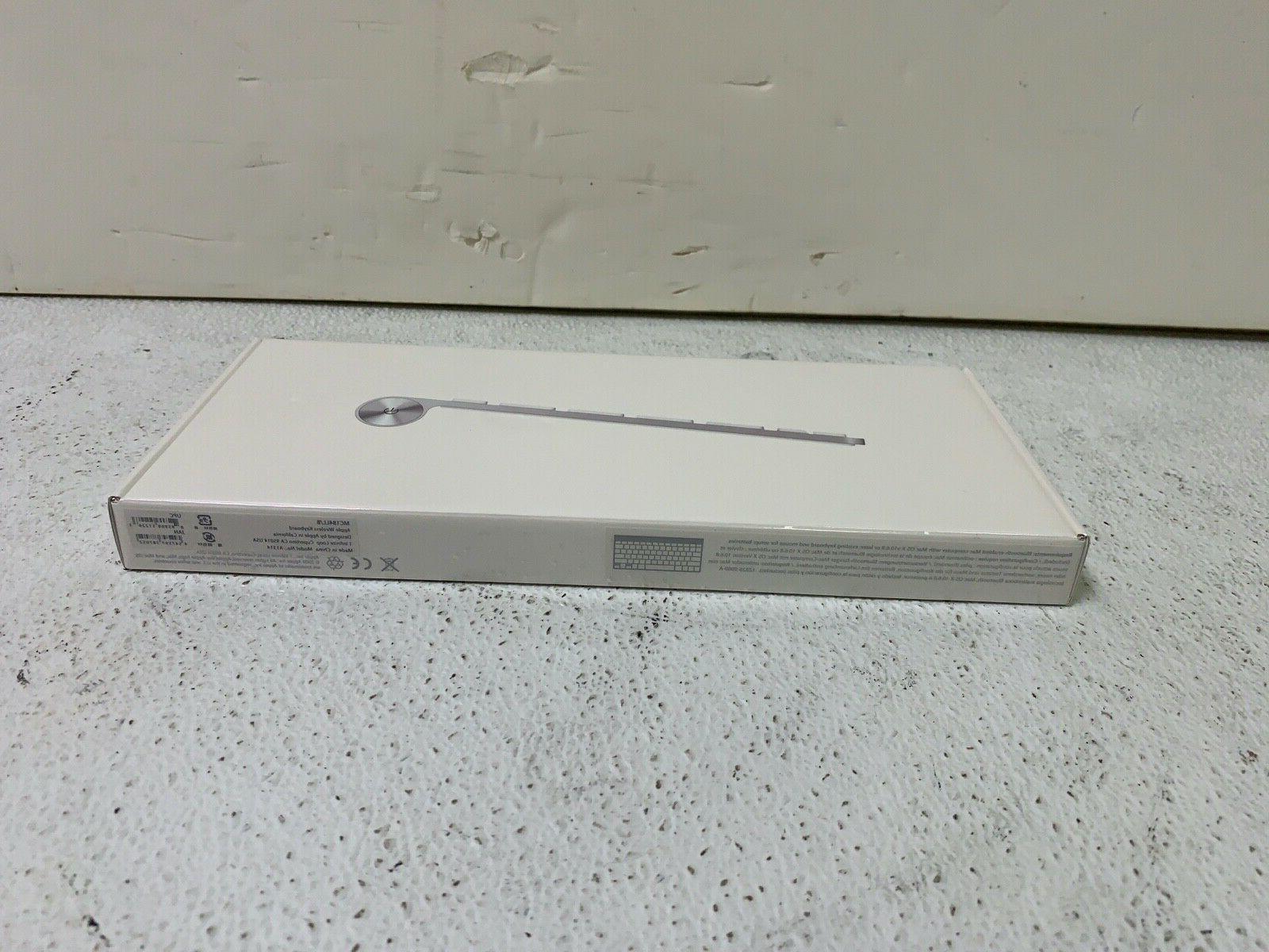 NEW Wireless Magic Keyboard MC184LL/B