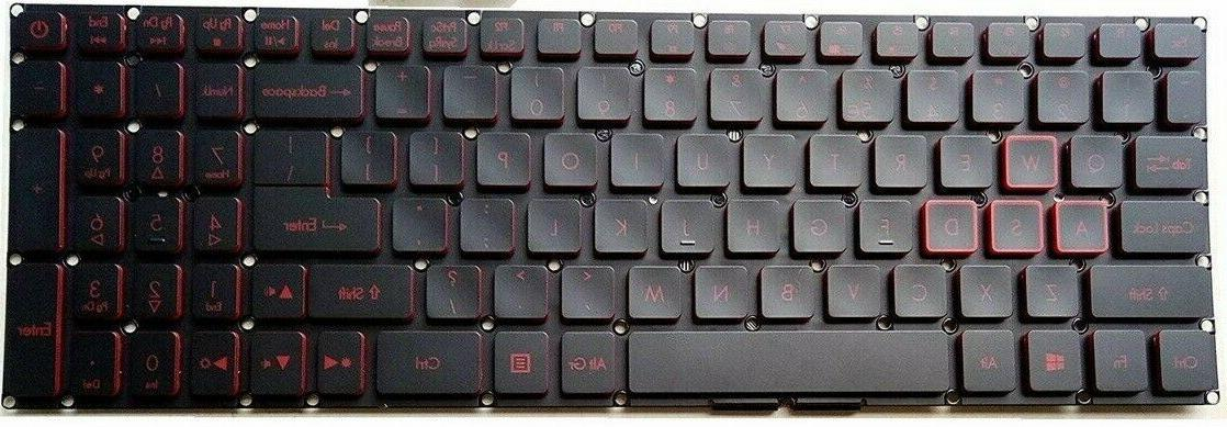 Acer Nitro AN515-42 KeyBoard 1 Replacements
