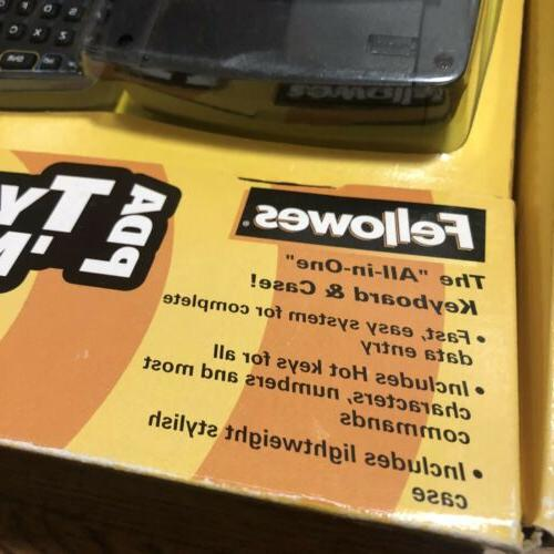 Fellowes Type Case