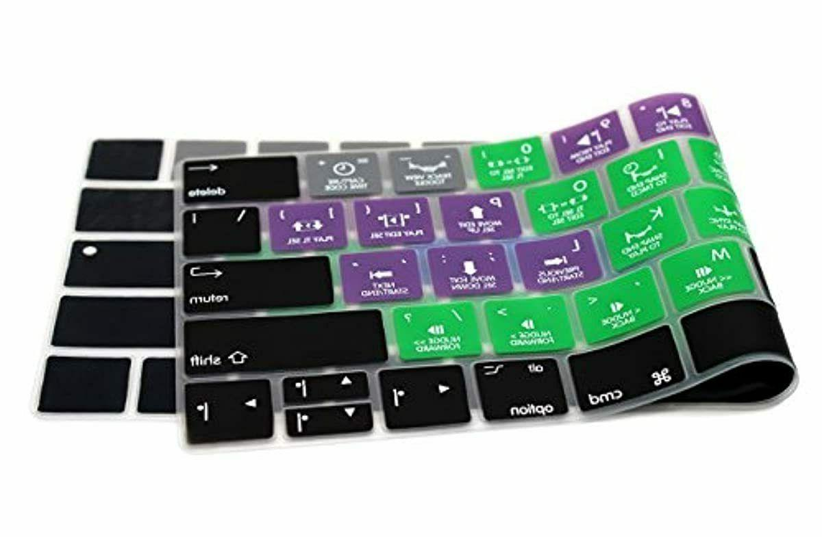 HRH Serato Functional Hot key Keyboard Skin new