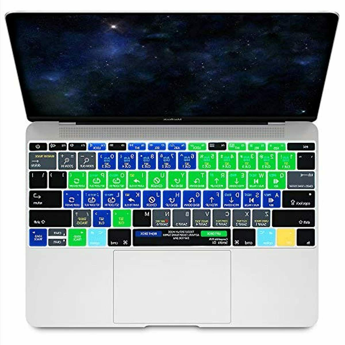 silicone keyboard cover skin serato dj hotkey
